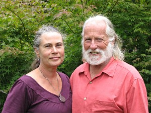 Lynne Gardner and Neville Dunn
